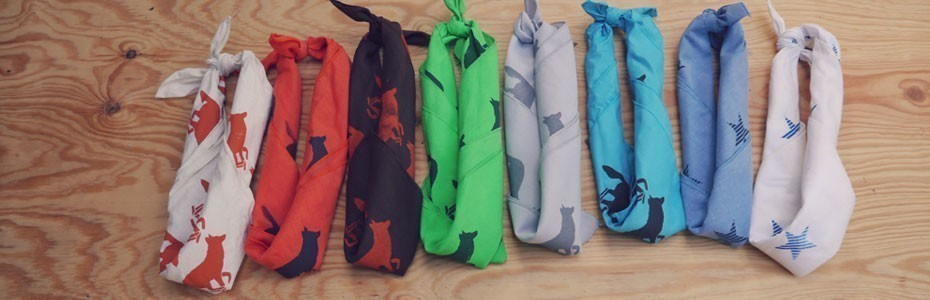 Runyon Canyon Apparel Bandanas Made In The USA